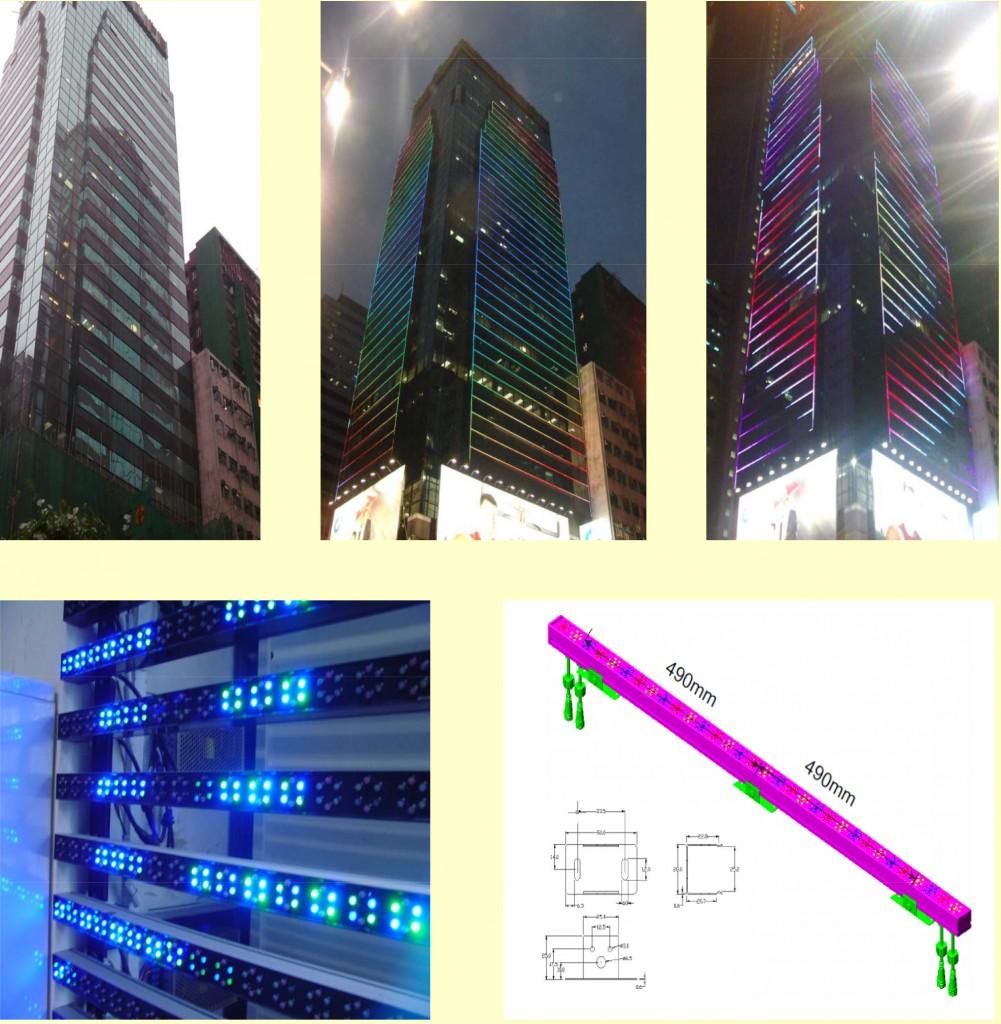 LEDテープライト事例